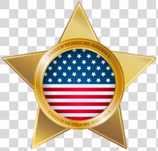 United States Clip Art - American Star Clip Art Image PNG