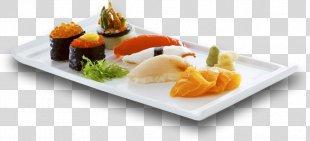 Sashimi Sushi Smoked Salmon Japanese Cuisine Asian Cuisine - Sushi PNG