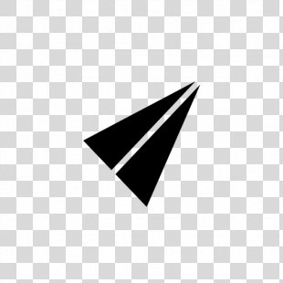 Paper Plane Airplane Paper Clip - Paper Airplane PNG
