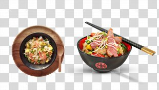 Fried Rice Dim Sum Asian Cuisine Food - Seafood Fried Rice PNG