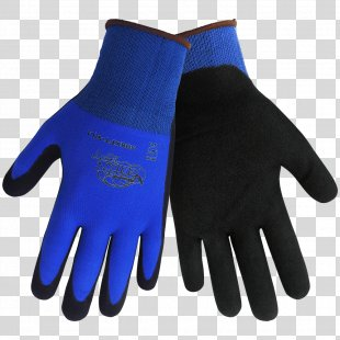 Global Glove 500G Tsunami Grip Light Gloves Personal Protective Equipment Nylon Clothing - Latex Gloves PNG