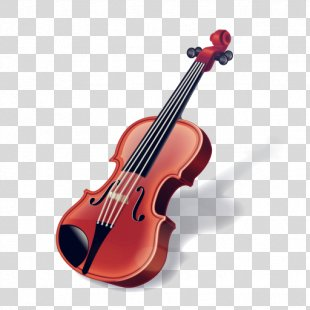 Violin Musical Instrument Icon - Violin PNG