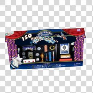 Magic Set Showman Magic Hat Brewing Company Toy - Magic Kids PNG
