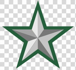 Star Clip Art - Silver Star PNG