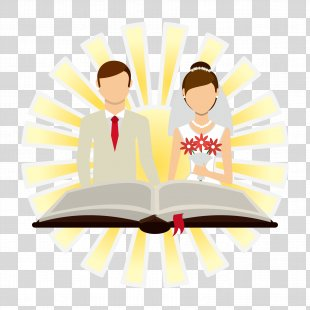 Wedding Invitation Marriage Bridegroom Illustration - Wedding PNG