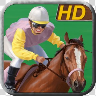Horse Racing Mane Stallion Halter - Horse PNG