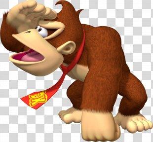 Donkey Kong Country Returns Donkey Kong Country: Tropical Freeze Donkey Kong Country 3: Dixie Kong's Double Trouble! - Donkey PNG
