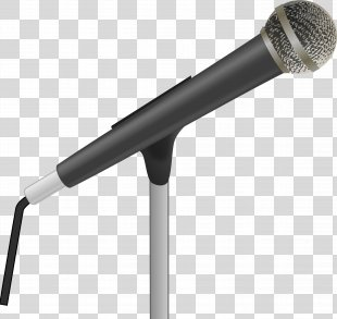 Wireless Microphone Clip Art - Mic PNG