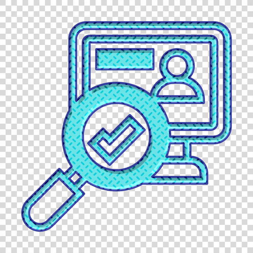 Business Recruitment Icon Online Recruitment Icon PNG