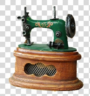Sewing Machine Toy - Sewing Machine Model PNG