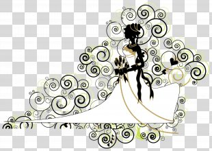 Wedding Invitation Clip Art - The Woman Who Wears The Wedding PNG