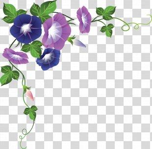 Paper Borders And Frames Flower Clip Art - Flower PNG