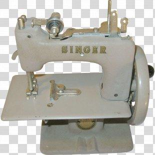 Sewing Machine Needles Sewing Machines Hand-Sewing Needles - Sewing Machine PNG