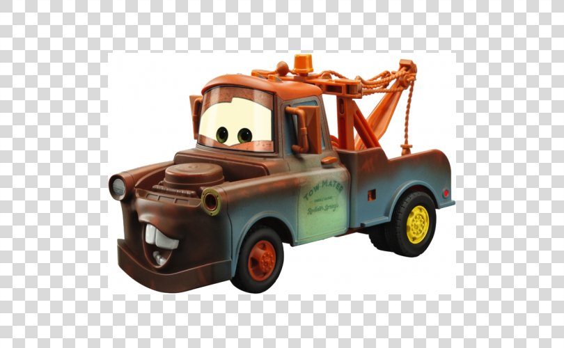 Mater Lightning McQueen Radio-controlled Car Toy, Car PNG