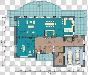 Floor Plan Architecture Residential Area Facade Building - Plan PNG