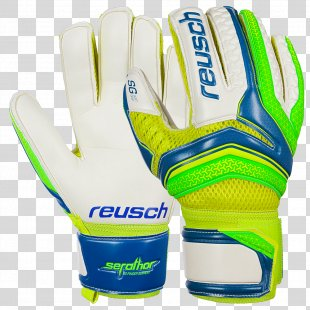 Goalkeeper Reusch International Guante De Guardameta Glove Reusch Serathor Sg Finger Support Junior - Football PNG