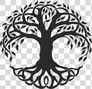 Figure Drawing Tree Of Life Clip Art Image - Celtic Tree Of Life PNG