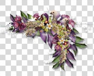 Flower Bouquet Floral Design Cut Flowers Picture Frames - Flower PNG