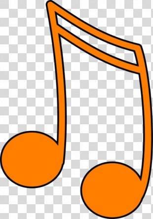 Musical Note Color Clip Art - Sticky Note Clipart PNG