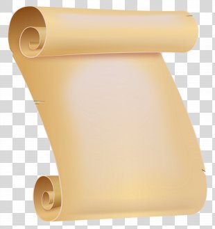 Scroll Clip Art - Scroll PNG