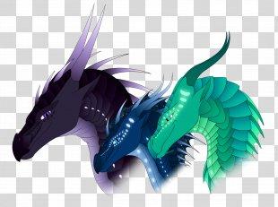 Wings Of Fire Deep Sea Dragon Alcyonacea - Wings PNG