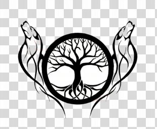 Tattoo Tree Of Life Drawing Idea - Tree Of Life Drawing Celtic PNG
