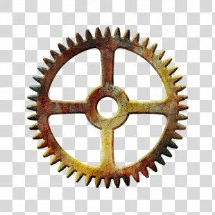 Gear Steampunk Clip Art - Gear PNG