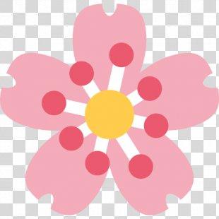 Emoji Domain Flower Emojipedia English - Emoji PNG