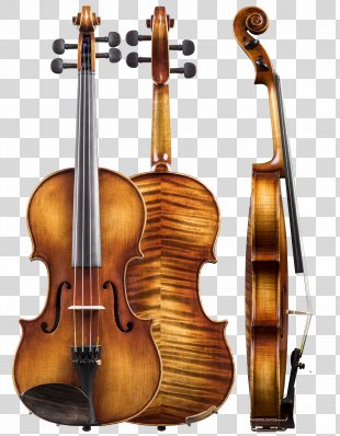 Violin Musical Instruments Double Bass Viola Cello - Violin PNG