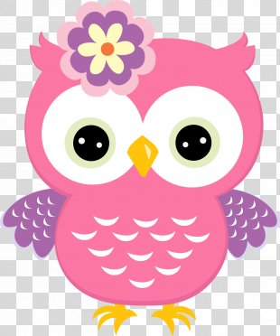Owl Babies Tawny Owl PinkOwl Apparel And HelloMiss Clip Art - Owl PNG