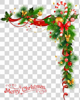 Christmas Decoration Christmas Tree Clip Art - Christmas Wreath With Bells PNG