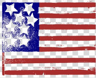 Flag Of The United States - American Flag PNG