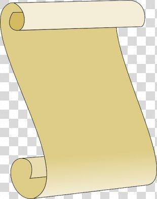 Clip Art Scroll - Scroll PNG