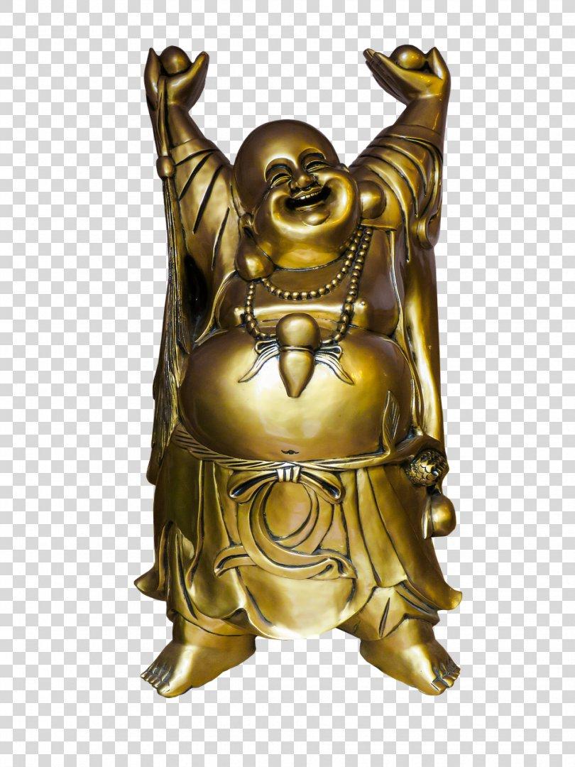 Golden Buddha Buddhism Statue, Buddhism PNG