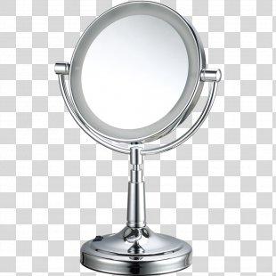 Shine Mirrors Australia Light Magnification Kosmetikspiegel - Mirror PNG