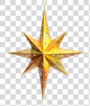 Star Polygon Octagon - Star Anise Star PNG