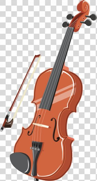 Violin Cello Musical Instruments String Instruments Double Bass - Violin PNG