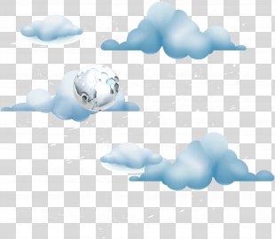 Snow Winter Euclidean Vector Blizzard - Creative Winter Snow PNG