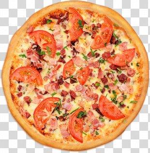 Sushi Pizza Italian Cuisine Makizushi Japanese Cuisine - Tomato Pizza PNG