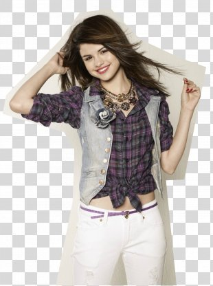 Selena Gomez & The Scene Barney & Friends Photography Clothing - Selena Gomez PNG