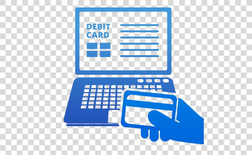 Electronic Bill Payment E-commerce Payment System Internet Credit Card, Vis Card Pattern PNG