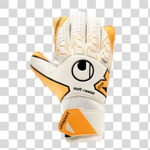 Glove Uhlsport Soft Resist Guante De Guardameta Goalkeeper - Goalkeeper Gloves PNG