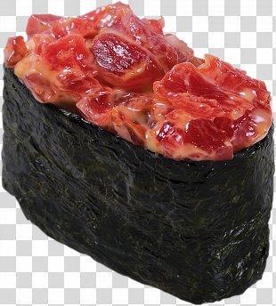 Sushi Pizza Makizushi Japanese Cuisine - Spicy PNG