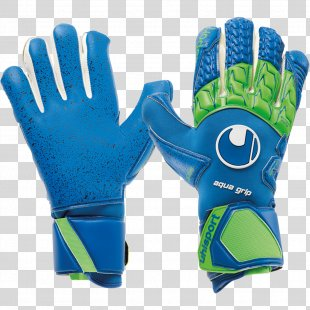 Uhlsport Guante De Guardameta Goalkeeper Glove Ball - Goalkeeper Gloves PNG