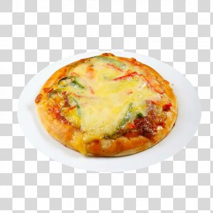 Pizza Vegetarian Cuisine Quiche Turkish Cuisine Recipe - Creative Pizza PNG