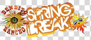 South Padre Island, Texas Spring Break Party Holiday - Spring Break PNG
