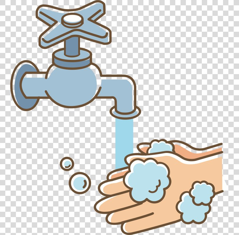 Hand Washing Clip Art, Wash Your Face PNG