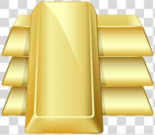 Gold Bar Clip Art - Gold Bars Transparent Clip Art Image PNG