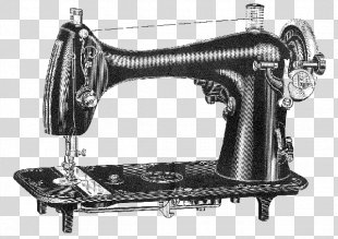Sewing Machines Sewing Machine Needles National Sewing Machine Company - Black Sewing Machine PNG