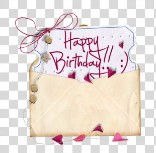 Happy Birthday To You Anniversary Greeting & Note Cards Wish - Birthday PNG